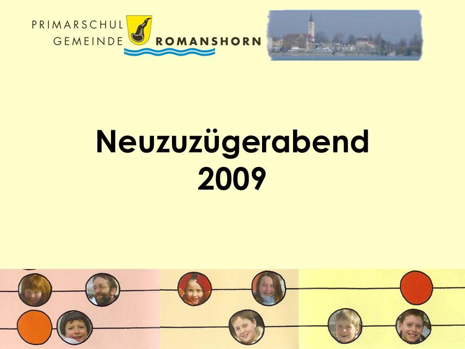 Neuzuzügerabend 2009