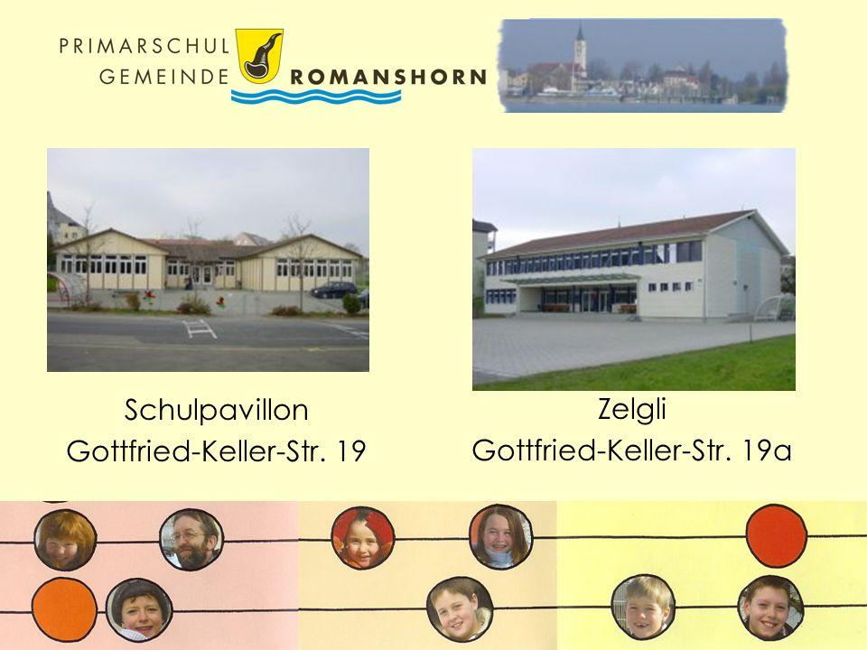 Pestalozzi Friedhofstr. 2b Unterschulhaus Salmsacherstr. 14