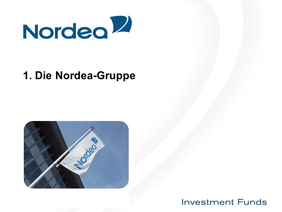 1. Die Nordea-Gruppe