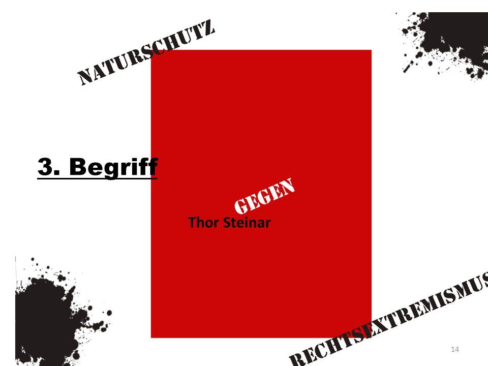 3. Begriff 14 Thor Steinar
