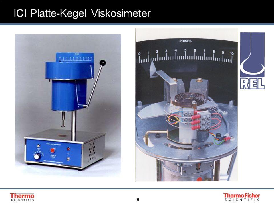 10 ICI Platte-Kegel Viskosimeter