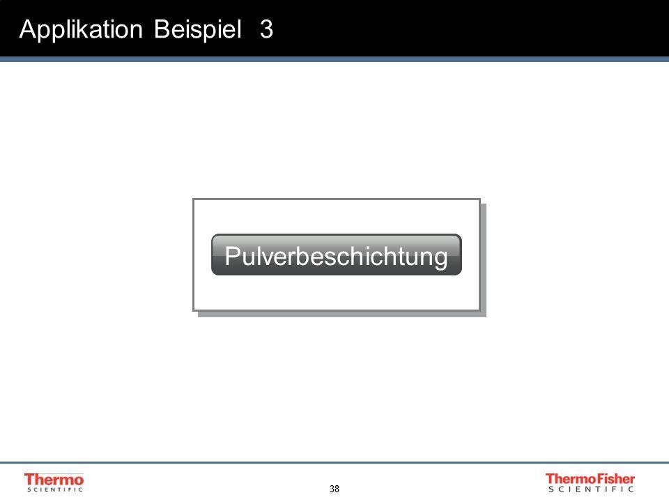 38 Pulverbeschichtung Applikation Beispiel 3