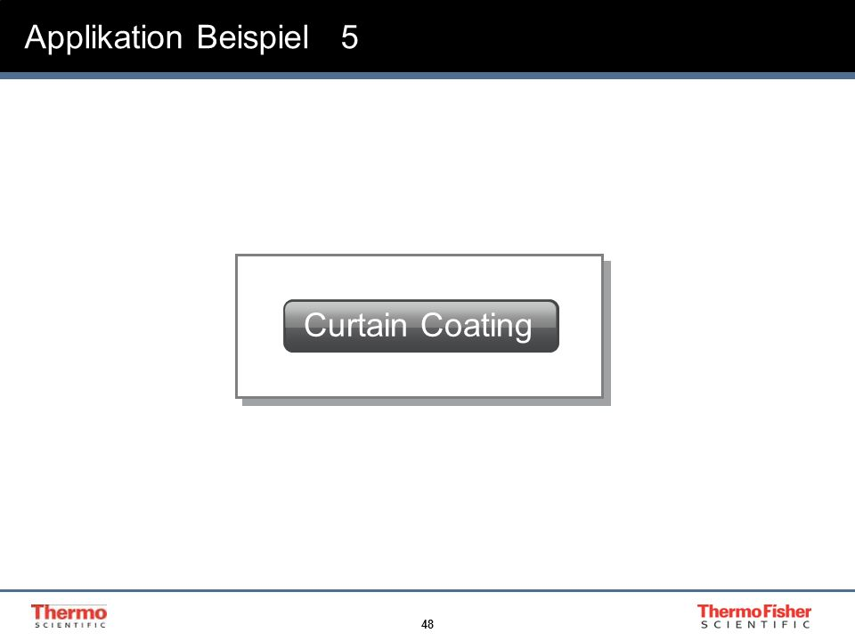 48 Applikation Beispiel 5 Curtain Coating