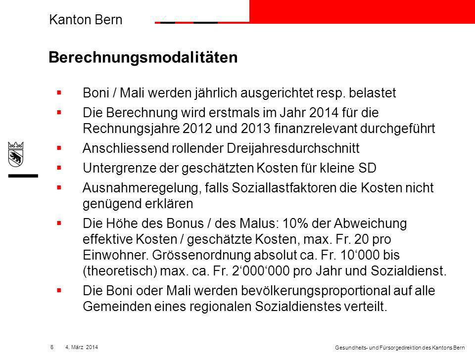 Kanton Bern 174.