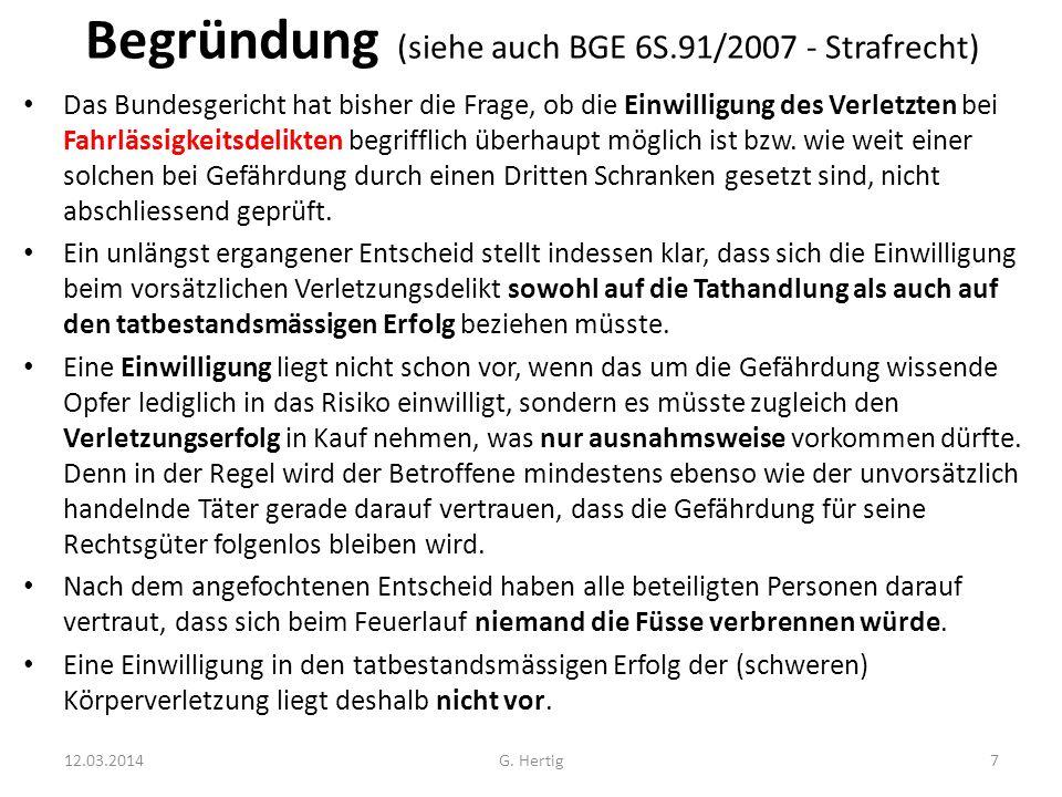 Fall 5: Durchgriff V war alleiniger Gesellschafter der L GmbH.