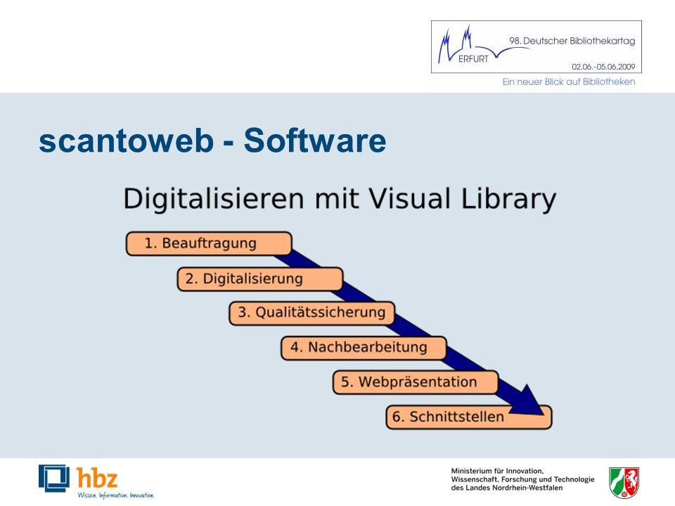 scantoweb - Software