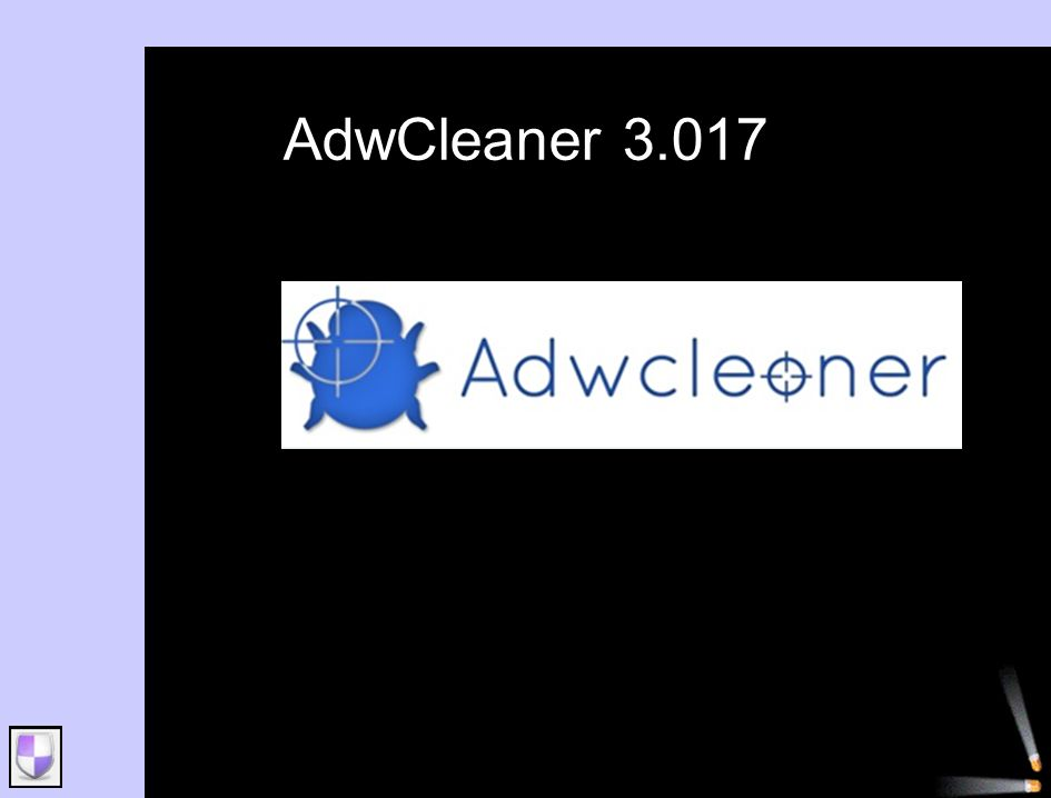 AdwCleaner 3.017