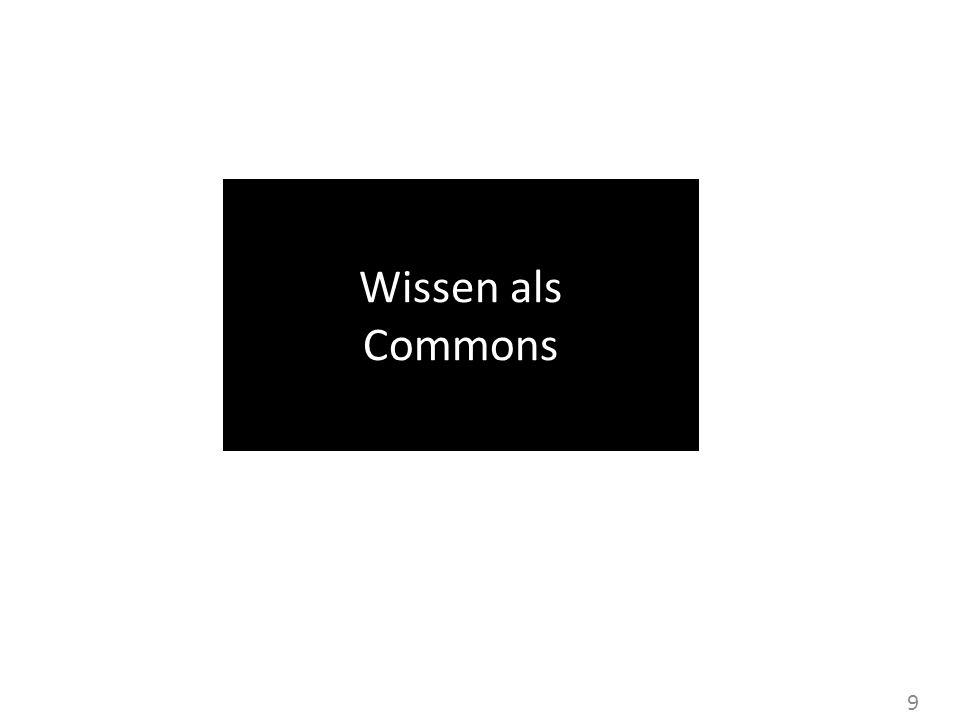 9 Wissen als Commons