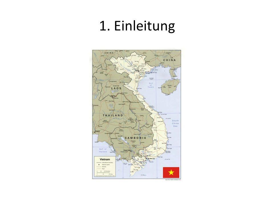 2.Vorgeschichte Ab 1845 Frankreich in Vietnam 1944 Besetzung durch Japan Im 2.