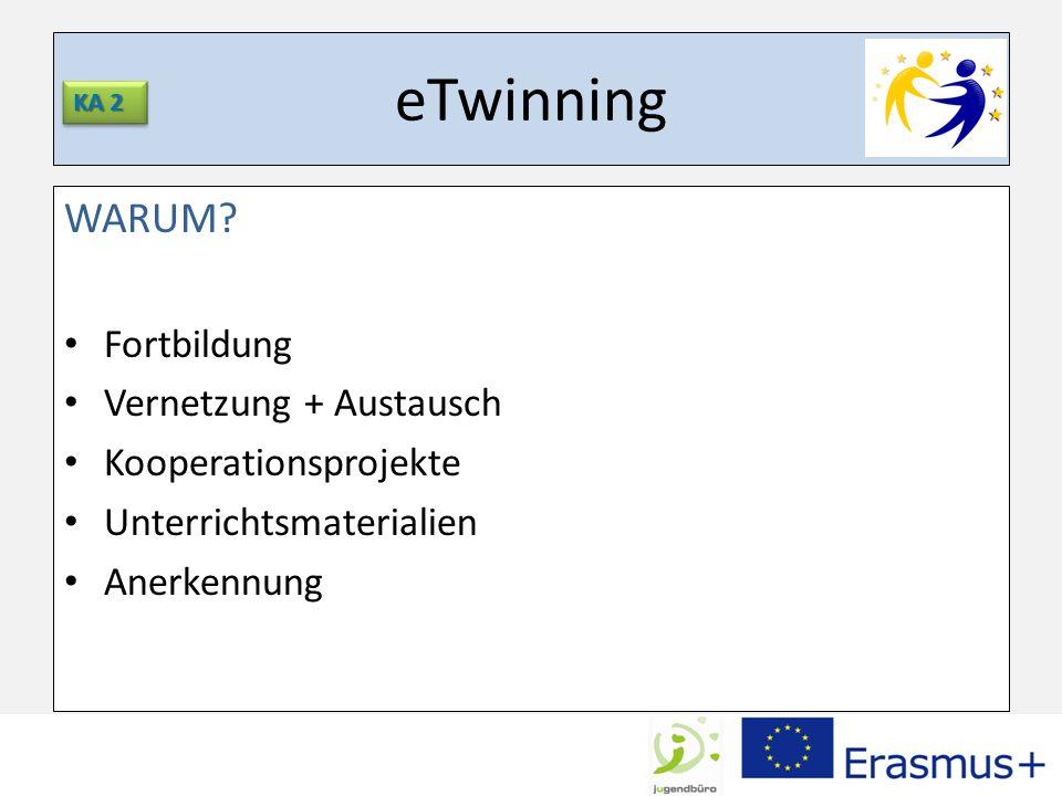 eTwinning WARUM.