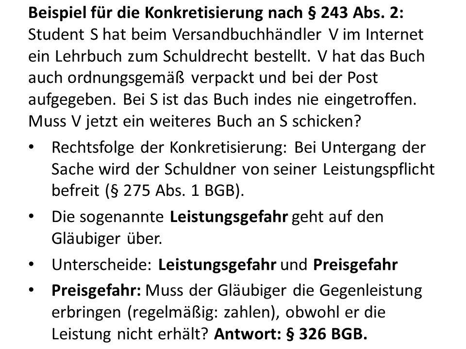 Beispiel 1: A hat sich 2005 bei seinem Freund F zur Finanzierung eines Wohnungskaufs 10 000 Euro für zehn Jahre geborgt.