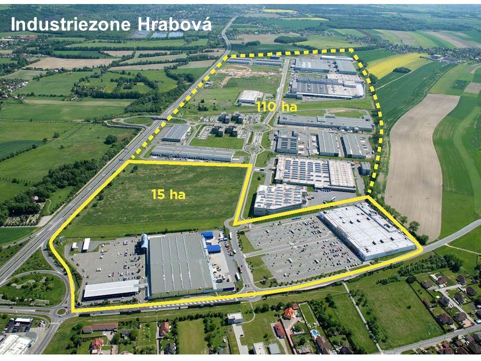 Industriezone Hrabová