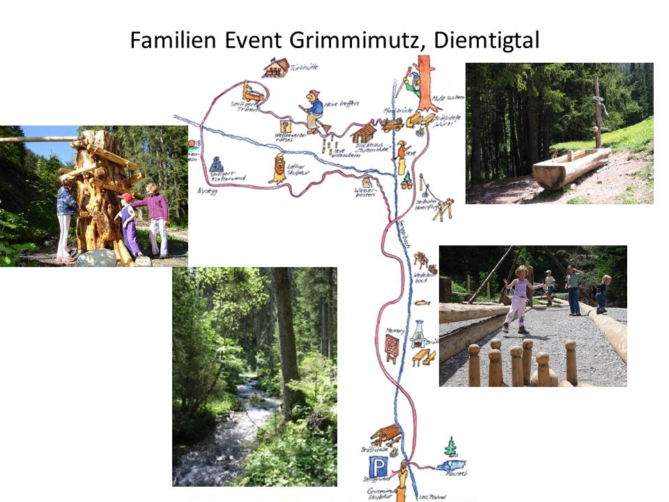Familien Event Grimmimutz, Diemtigtal