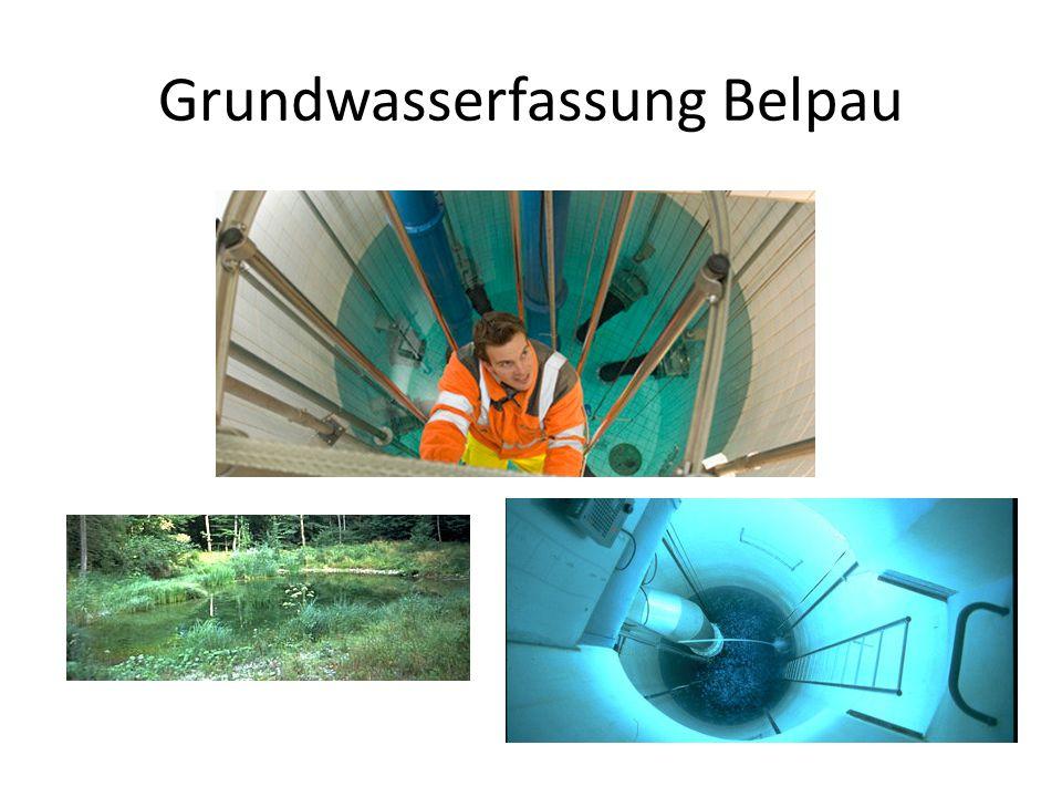 Grundwasserfassung Belpau
