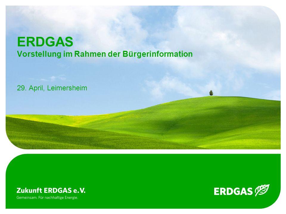 Seite 8 Agenda 1.Transport & Herkunft 2.Einsatzmöglichkeiten 3.Erdgas als Kraftstoff 4.Erdgas zum Heizen - Umwelt - Kosten 29.
