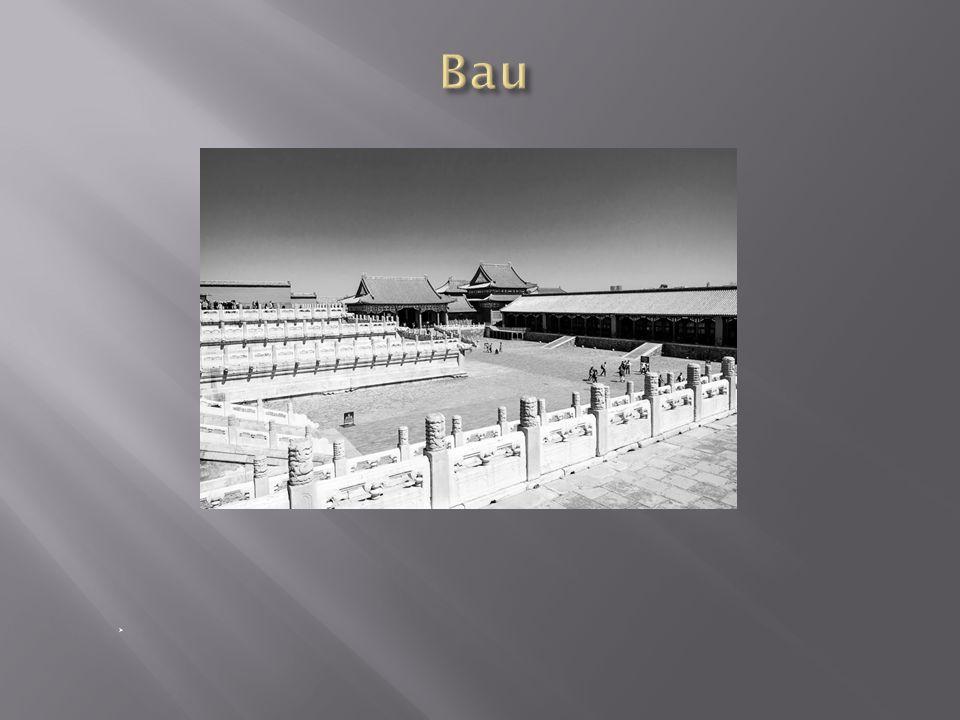 1406: Kaiser Yongle 1.000.000 Sklaven und mehr als 100.000 Arbeiter Fertigstellung1420 Immer wieder umkonstruiert