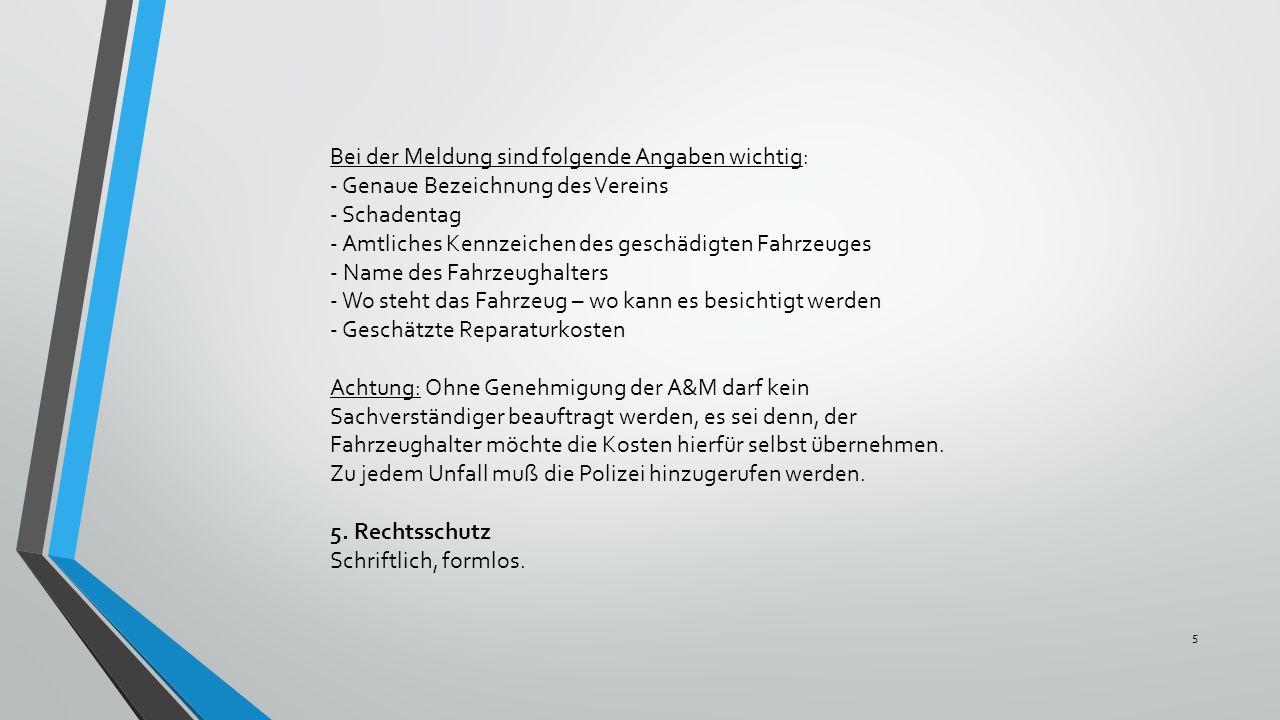 A&M-BUSPO Postfach 100149 68001 Mannheim Tel.