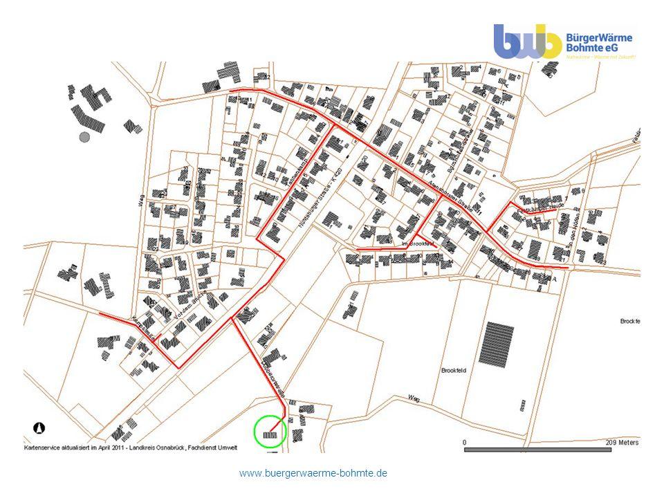 www.buergerwaerme-bohmte.de Bauphase