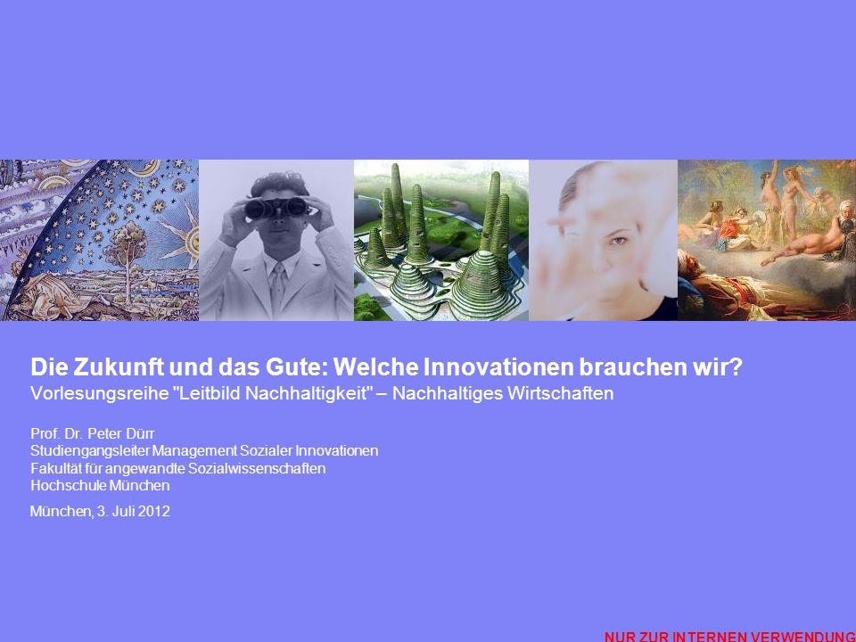 NUR ZUR INTERNEN VERWENDUNG © 2012 Prof.Dr.