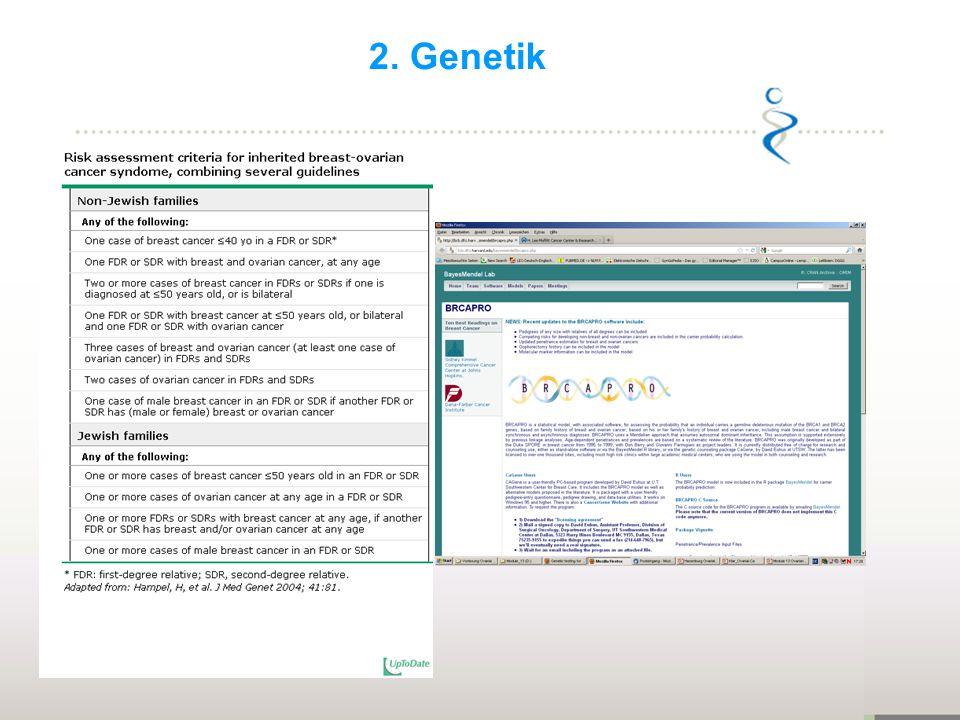 2. Genetik