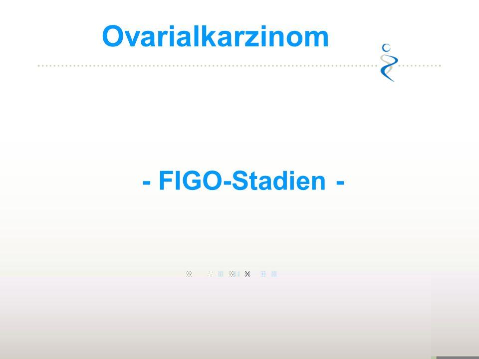 Ovarialkarzinom - FIGO-Stadien -