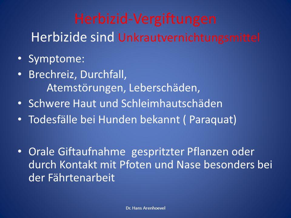 Herbizide Wirkstoffe: Isoproturon Chlortoluron Pendimethalin Flufenacet Glyphosat Paraquat Präparate: z.B.