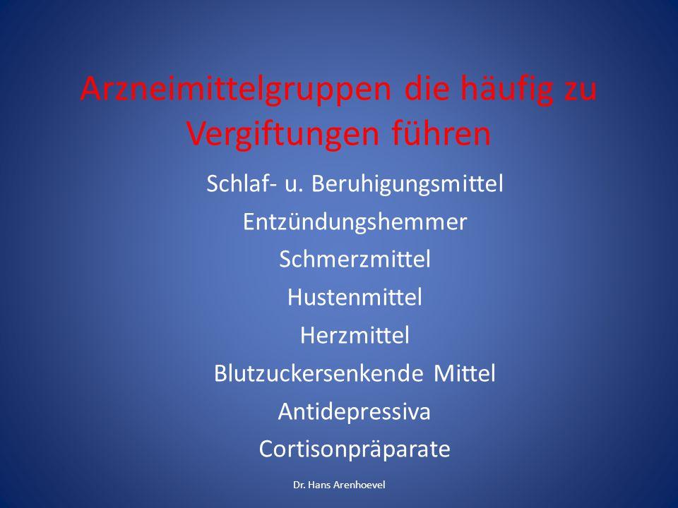 Schlaf- und Beruhigungsmittel Barbiturate: Luminal Medinox Evipan Benzodiazepine: Diazepam (Valium )
