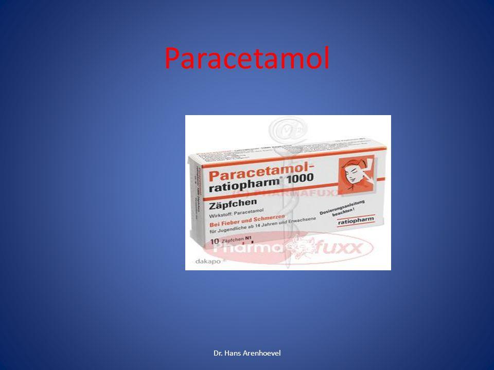 Paracetamol Dr. Hans Arenhoevel