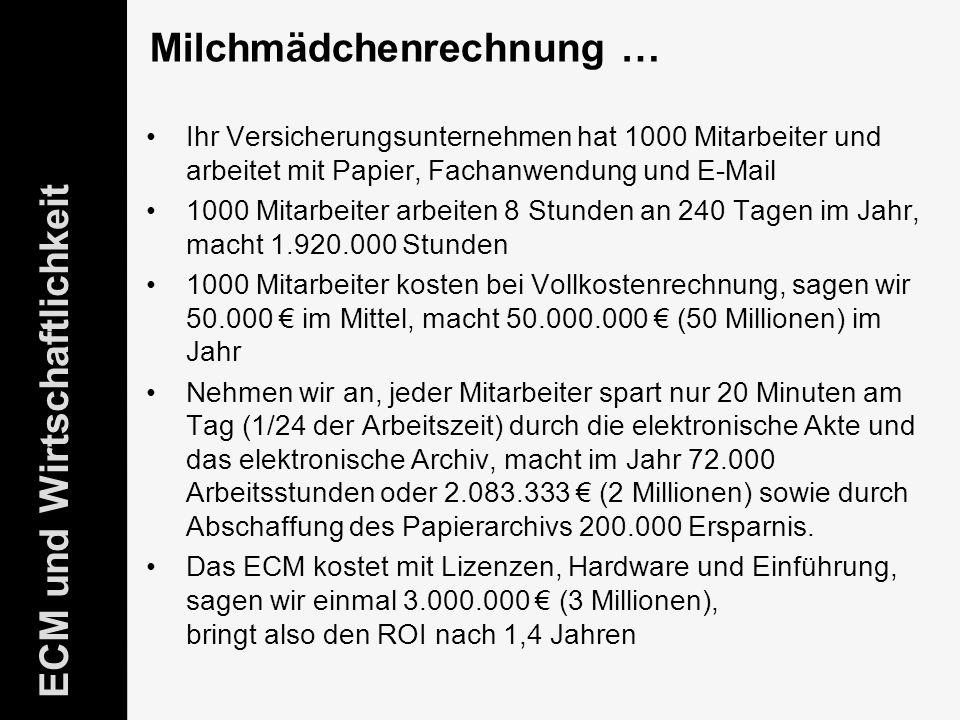 29 ELO-Fachkongress Keynote ECM Dr.Ulrich Kampffmeyer PROJECT CONSULT Unternehmensberatung Dr.