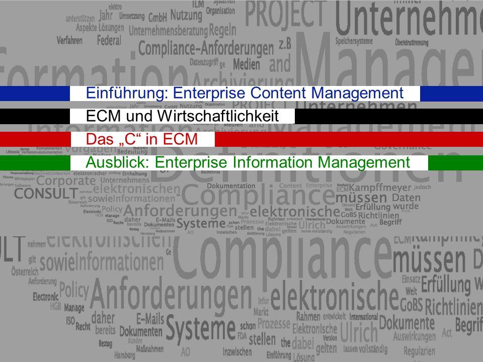 5 ELO-Fachkongress Keynote ECM Dr.Ulrich Kampffmeyer PROJECT CONSULT Unternehmensberatung Dr.