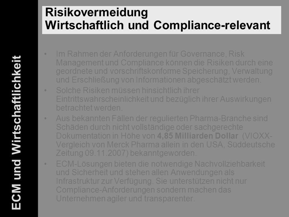 44 ELO-Fachkongress Keynote ECM Dr.Ulrich Kampffmeyer PROJECT CONSULT Unternehmensberatung Dr.