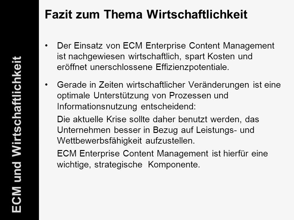 48 ELO-Fachkongress Keynote ECM Dr.Ulrich Kampffmeyer PROJECT CONSULT Unternehmensberatung Dr.