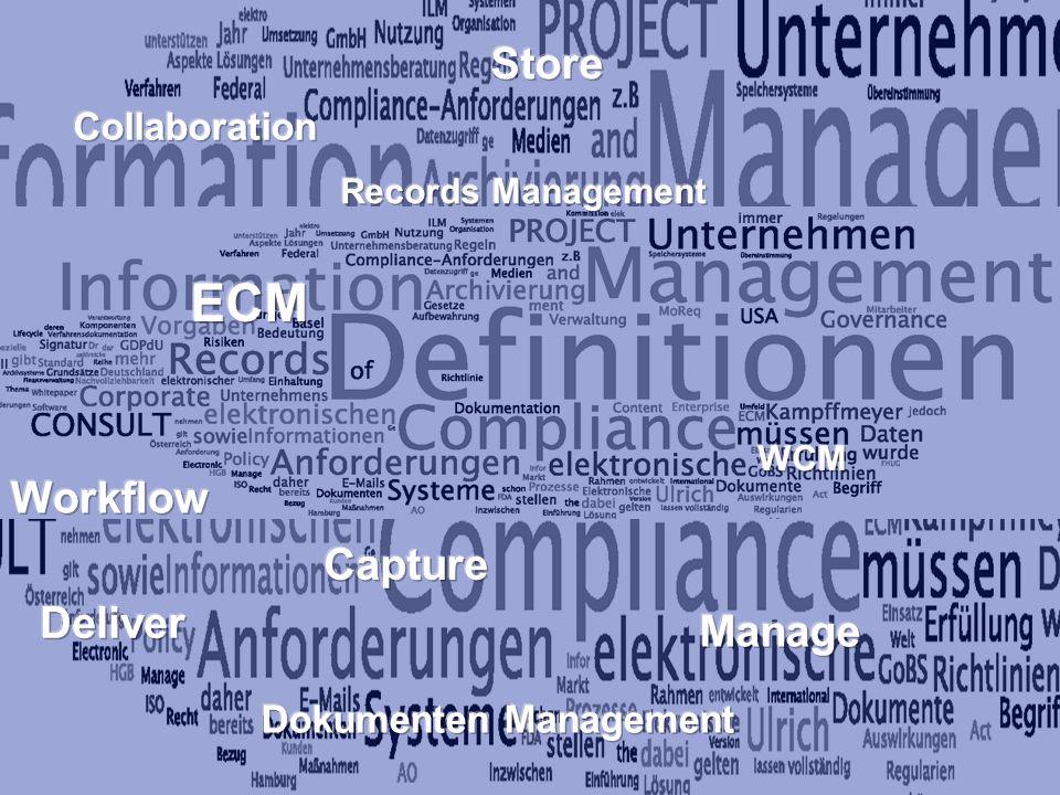 6 ELO-Fachkongress Keynote ECM Dr.Ulrich Kampffmeyer PROJECT CONSULT Unternehmensberatung Dr.