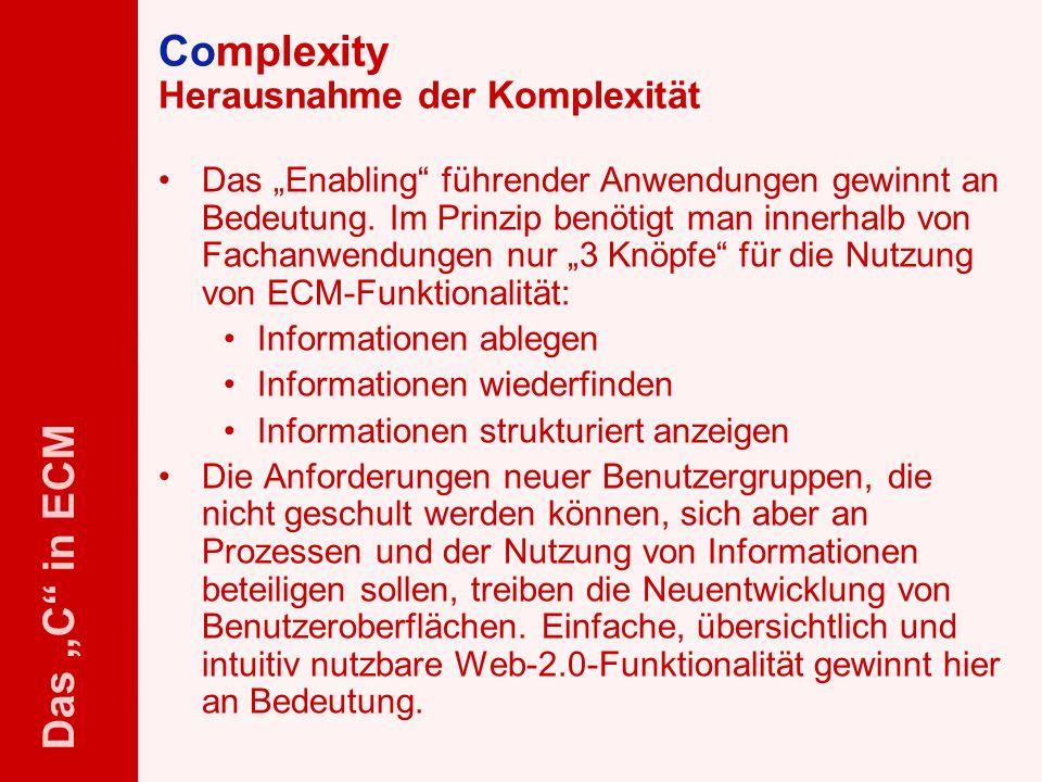 64 ELO-Fachkongress Keynote ECM Dr.Ulrich Kampffmeyer PROJECT CONSULT Unternehmensberatung Dr.