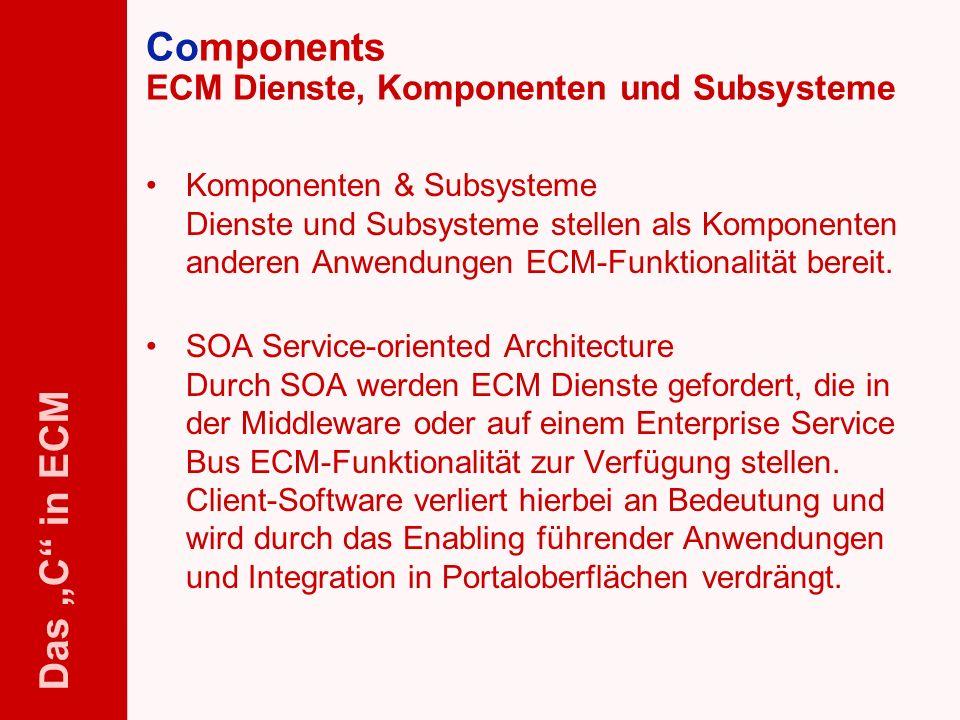 65 ELO-Fachkongress Keynote ECM Dr.Ulrich Kampffmeyer PROJECT CONSULT Unternehmensberatung Dr.