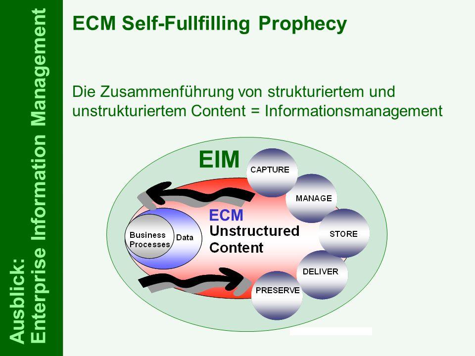 68 ELO-Fachkongress Keynote ECM Dr.Ulrich Kampffmeyer PROJECT CONSULT Unternehmensberatung Dr.