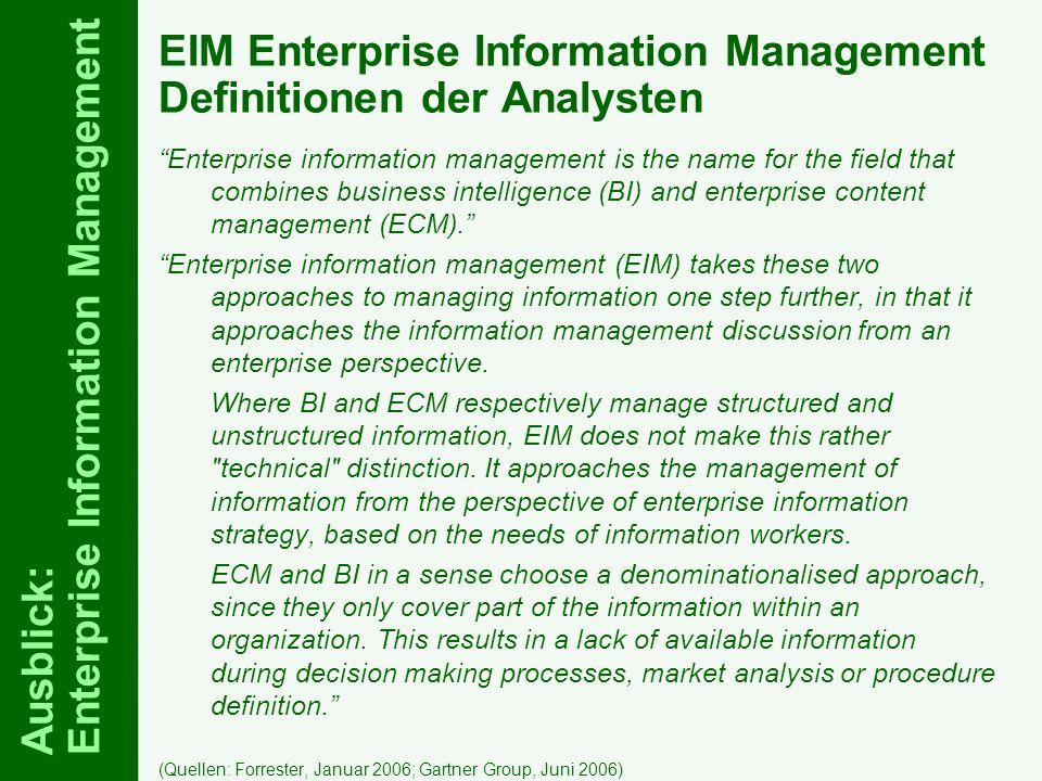 70 ELO-Fachkongress Keynote ECM Dr.Ulrich Kampffmeyer PROJECT CONSULT Unternehmensberatung Dr.
