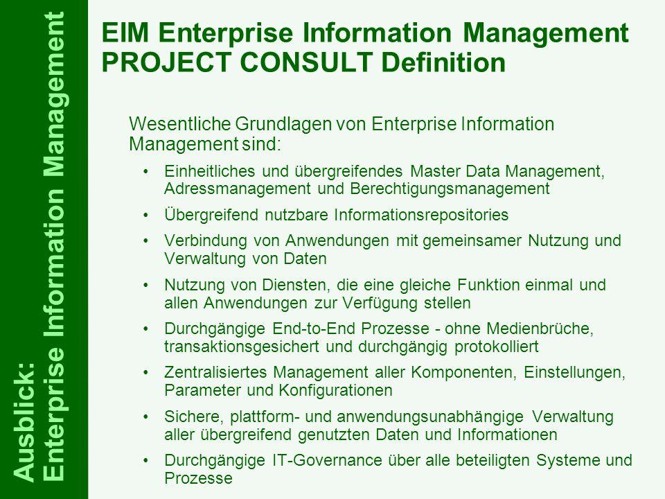 73 ELO-Fachkongress Keynote ECM Dr.Ulrich Kampffmeyer PROJECT CONSULT Unternehmensberatung Dr.