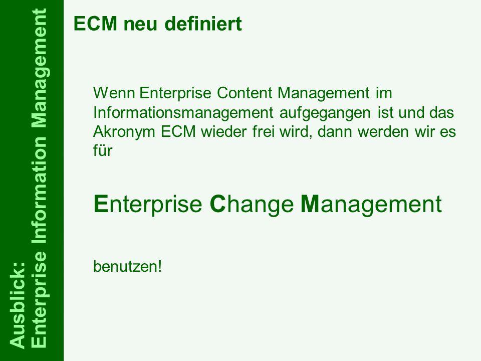 75 ELO-Fachkongress Keynote ECM Dr.Ulrich Kampffmeyer PROJECT CONSULT Unternehmensberatung Dr.