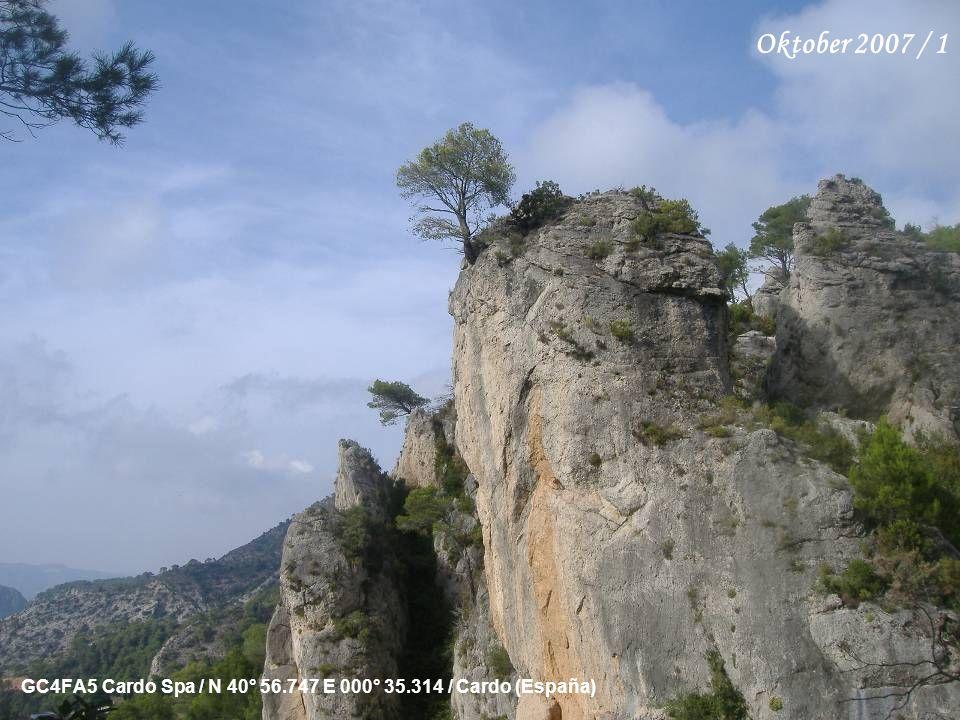 GC15Y16 Reloader# 37 – La Baie dYvonnand / N 46° 49.018 E 006° 46.800 / Cheyres FR (Suisse) September 2007 / 2