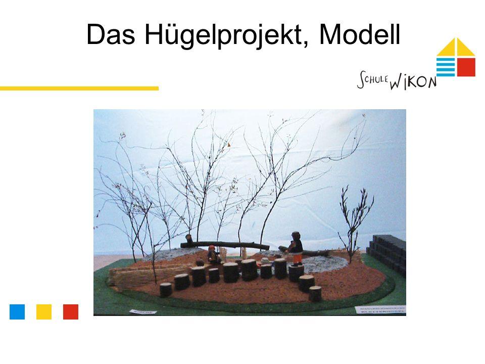 Das Hügelprojekt, Modell