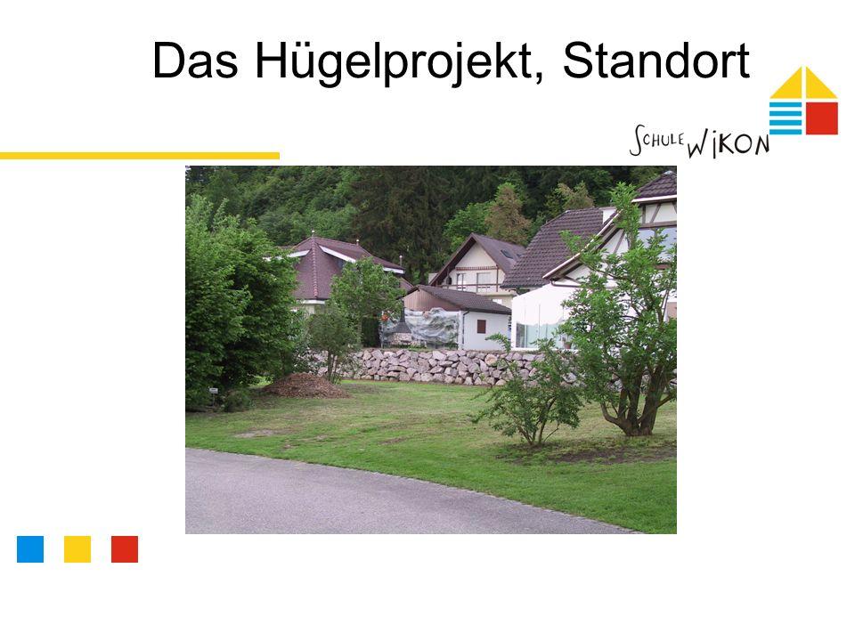 Das Hügelprojekt, Standort