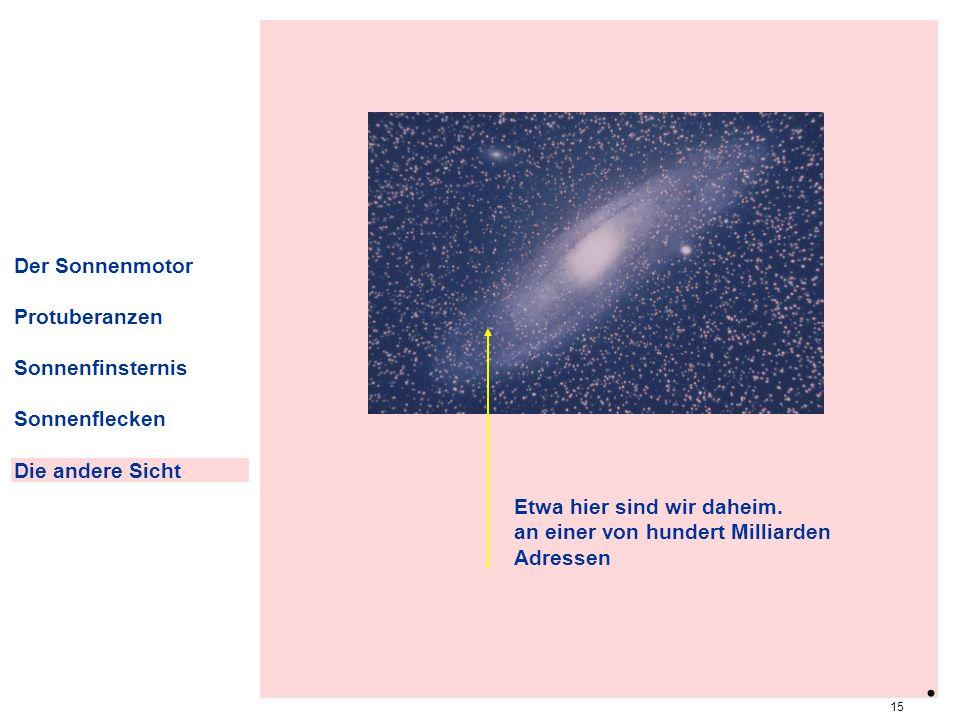galaxis 15.