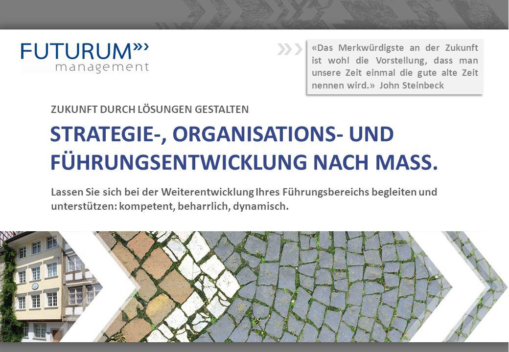 Futurum Management AG | CH-9500 Wil SG16.