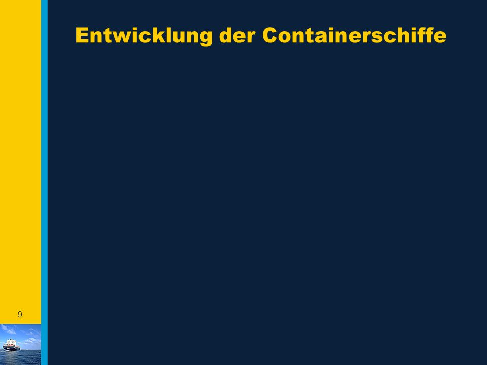 19 Umschlagsvolumen in 2001 ‡ In bestimmten Güter- segmenten wird noch Containerisierung er- wartet.