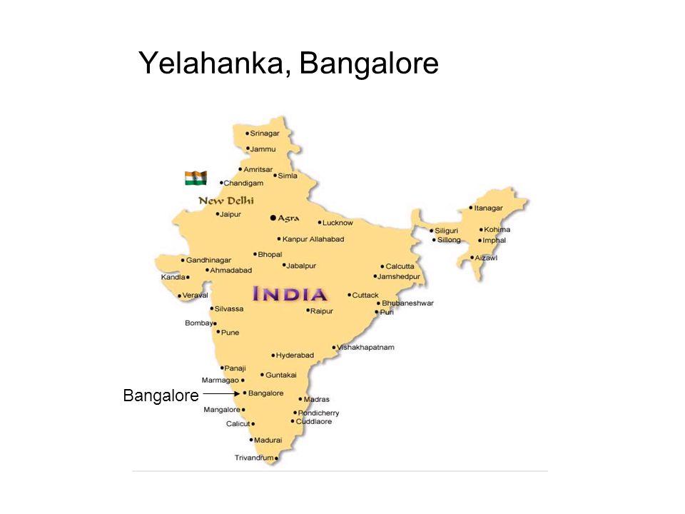 Yelahanka, Bangalore Bangalore