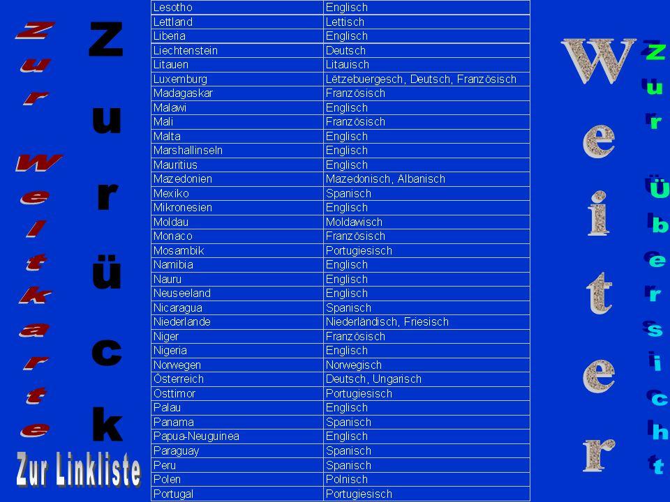 Liberia Einwohner: 3 130 000 Amtssprache: Englisch ZurückZurück WeiterWeiter Präsentation beenden