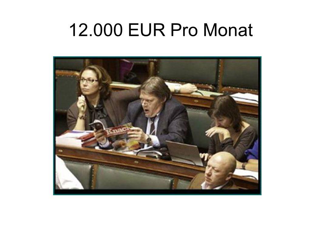 12.000 EUR Pro Monat