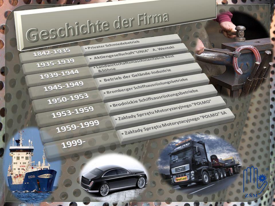 Anwendung : Auspuffanalgen für Kraftfahrzeuge Möbelindustrie