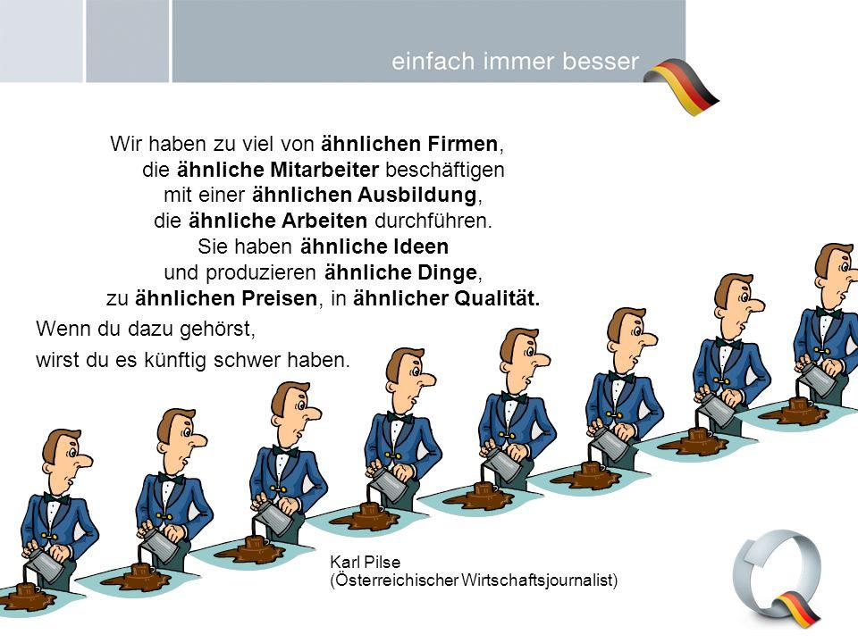 Deutschland Brandenburg 20.500 2.200 Qualitäts-Coaches + 3.424 (267) Q-I-Betriebe 189 (20) Q-II-Betriebe 32 (9) Q-III-Betriebe (Stand: 04/2012) ServiceQualität Deutschland – seit 2009 einheitliches Q-Logo seit Anfang August 2011– nach der weltweit gültigen Qualitätsmanagement-Norm DIN EN ISO 9001:2008 zertifiziert